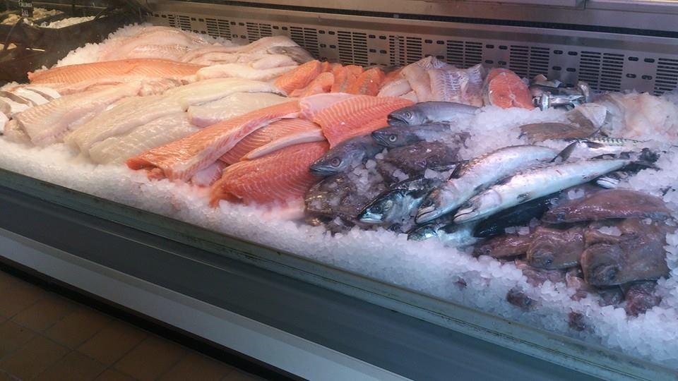 Alltid färsk fisk
